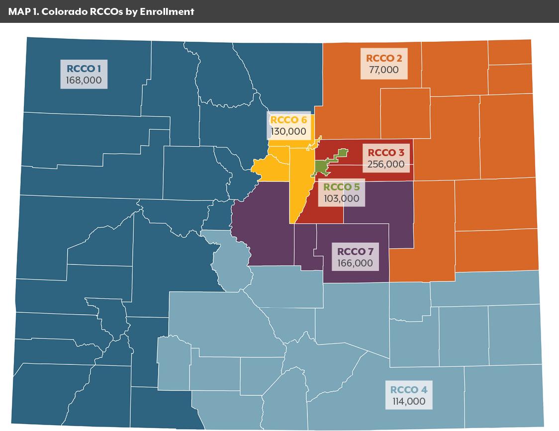 Managing Medicaid In Colorado Colorado Health Institute
