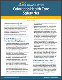 Safety net primer report