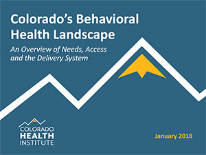 Behavioral Health presentation