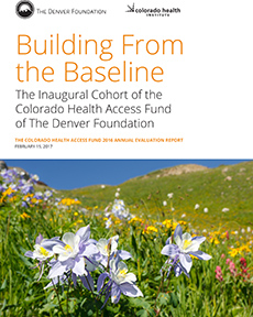 Building from the Baseline report