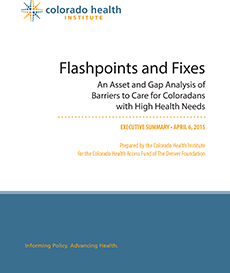 Flashpoints and Fixes Summary