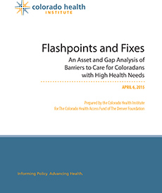 Flashpoints and Fixes