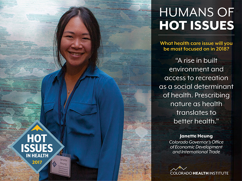 Humans of Hot Issues Friday 4
