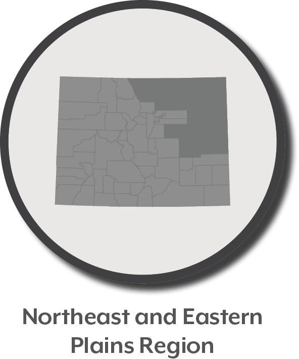 region three button
